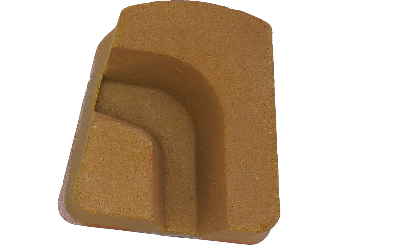 Resin compound frankfurt abrasive