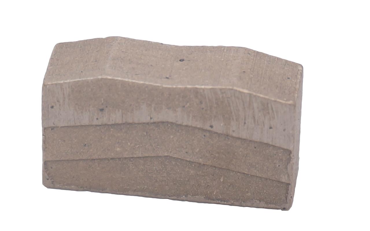 Diamond segments for granite cutting