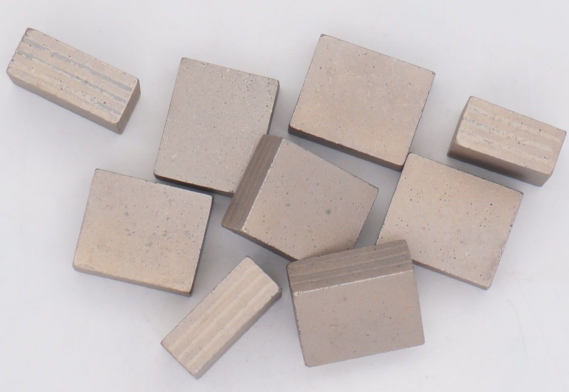 quarry stone segment, stone quarrying tools, stone quarrying diamond segments