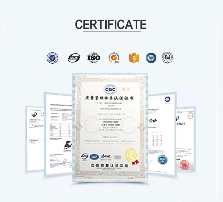 SCT certificate