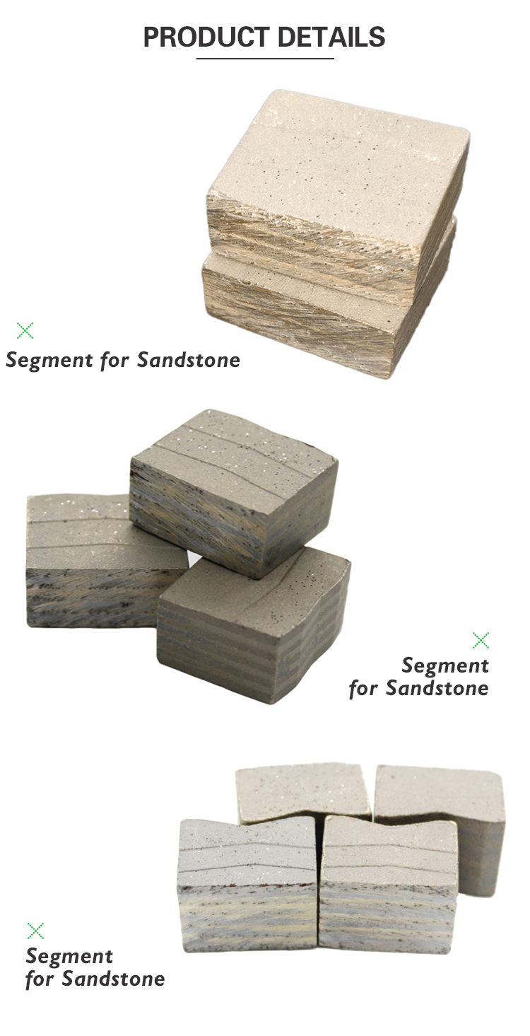 stone cutting tools for sandstone processing